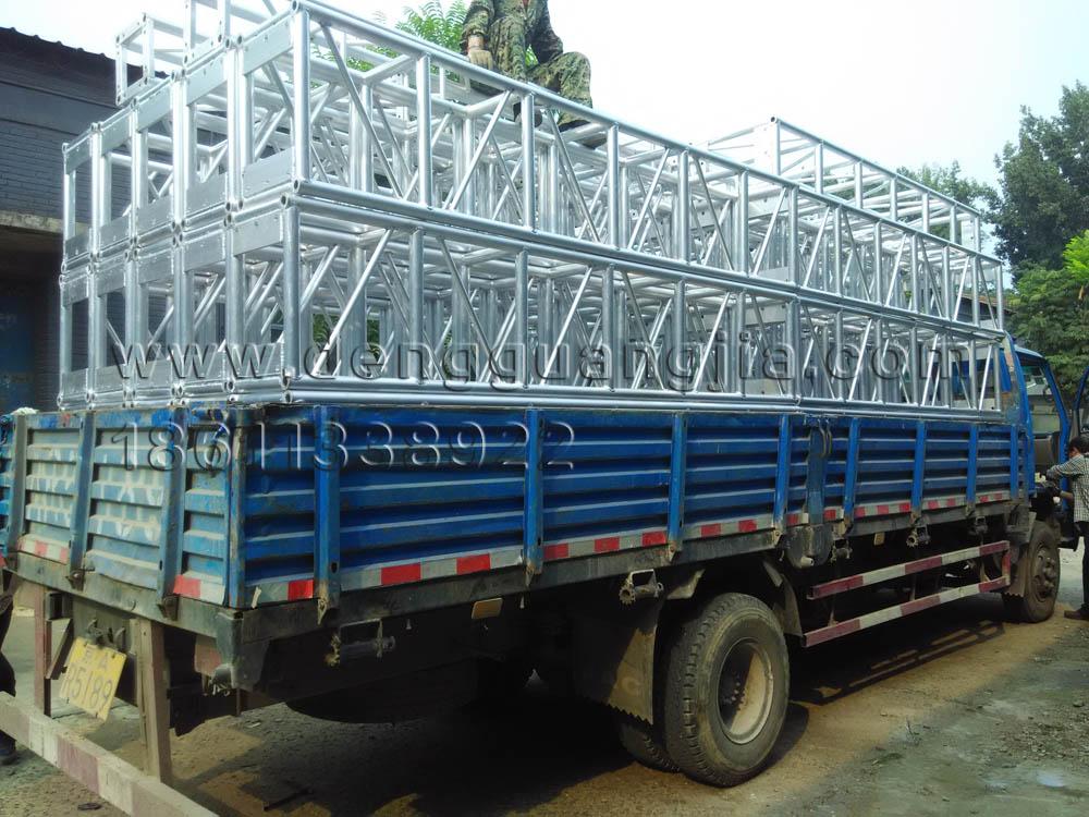 400*600铝合金桁架