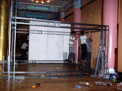 桁架展厅搭建效果图19